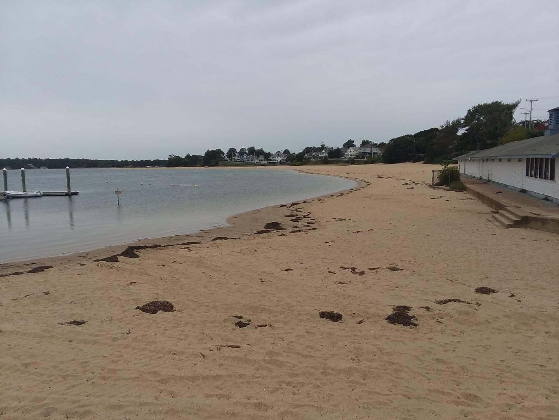 Onset Beach in September