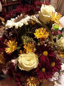 picture of bouquet of flowers